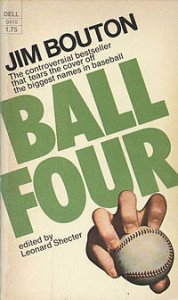 Ball Four, the Sgt. Pepper of baseball books.