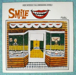 "This 1983 edition of the Smile bootleg had liner notes attributed to James Watt, the infamous Secretary of the Interior who refused to allow the Beach Boys to play on the National Mall in Washington DC on July 4, 1983. The liner notes were dated on July 4, 1983, ""to boot."""