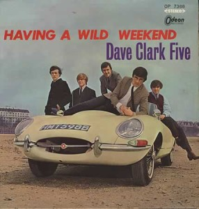 The Dave Clark: not so wild and crazy guys.