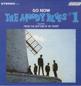 The Moody Blues' first album made sure to feature their first (and, for quite a while, only) big US hit as part of the title.