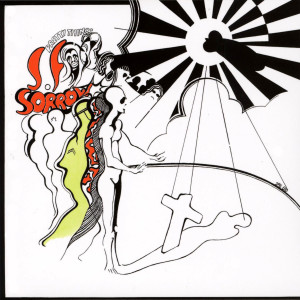 The UK edition of S.F. Sorrow, designed by Pretty Things singer Phil May.