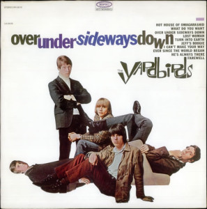 "The US counterpart was titled after their then-current hit, ""Over Under Sideways Down."""
