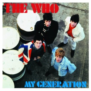 The UK version of the Who's first album.