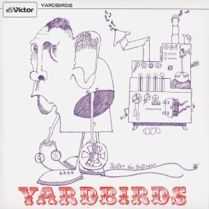 "Officially titled The Yardbirds, these days most people refer to this album as ""Roger the Engineer,"" after the writing on the cover sketch."