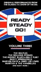 Some of the Ready Steady Go episodes Dave Clark owns were issued on VHS, but none have been issued on DVD.