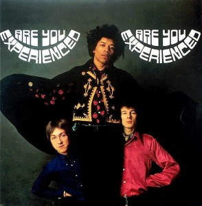 The UK version of Are You Experienced