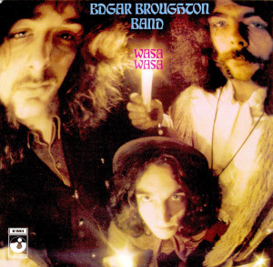 "Edgar Broughton Band: ""vary ing degrees of sheer boredom."""