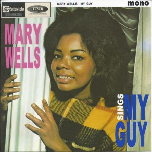 "An overseas release of ""My Guy,"" with better cover art than most of Motown's LPs of the period."