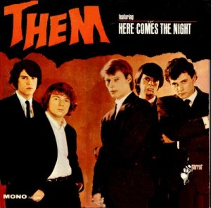 Them's first US album had one of the great British Invasion LP covers.