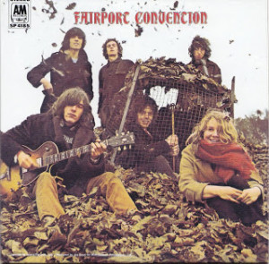 The US cover of Fairport Convention's second album, featuring their best lineup.