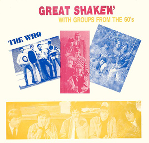 A compilation of Great Shakes commercials, highlighted by contributions from the Who and the Yardbirds.