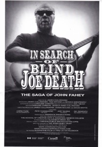 The new documentary on John Fahey.