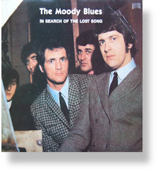 This Moody Blues bootleg has commercials they did for Coke in 1965 and 1967.