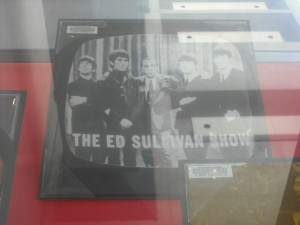 An early bootleg of the Beatles' Ed Sullivan appearances.