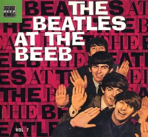 "The Beatles' ""Happy Birthday"" jingle for the Saturday Club program appeared on this bootleg, about 25 years before it was finally officially released."