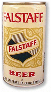 Jack Bruce sang his heart out on Cream's commercial for Falstaff Beer.