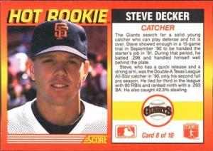 Steve Decker