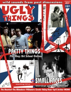 The latest issue (#37, spring/summer 2014) of Ugly Things.