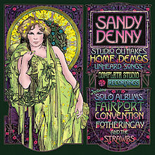 All four songs that Sandy Denny sang in Swedish Fly Girls are on this 190CD Sandy Denny box set.