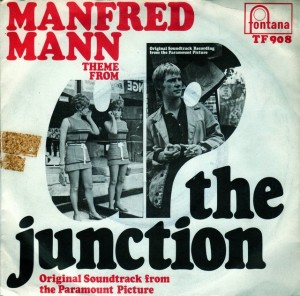 Manfred Mann's soundtrack LP to the 1968 movie Up the Junction.