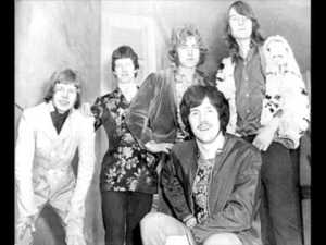 The Band of Joy, including Robert Plant and John Bonham.