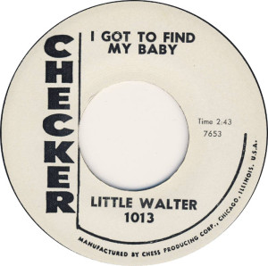 little-walter-i-got-to-find-my-baby-checker