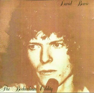 "Bootleg LP that contained nine of the ten songs from David Bowie's early-1969 demo tape, missing ""Lover to the Dawn."""