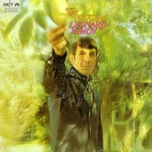 """Maiden Wine"" was included on Leonard Nimoy's ""The Touch of Leonard Nimoy"" LP."
