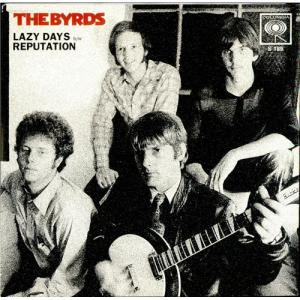 Single with a couple outtakes from Sweetheart of the Rodeo, the album the Byrds recorded instead of Roger McGuinn's ambitious two-LP history of twentieth century music.