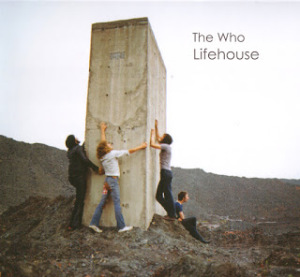 This bootleg of Lifehouse material uses an outtake from the photo session for Who's Next on the cover.