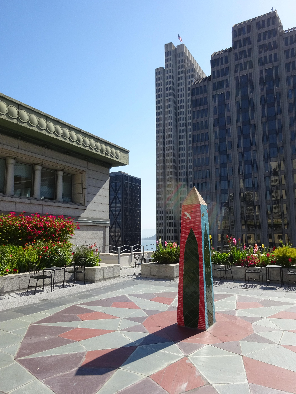 San Francisco Financial District Public Open Spaces ...