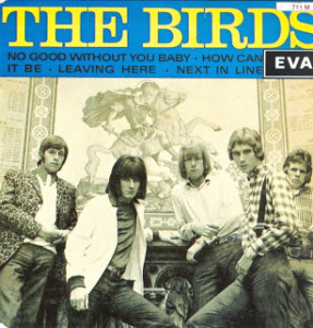 "This Birds EP has their recording of ""How Can It Be,"" the song after which Ronnie Wood's new book is named."