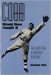 One of the finest relatively obscure baseball books is this oral history of the Detroit Tigers from 1920-1950.