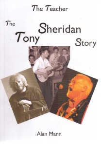 A more obscure, and more affordable, Tony Sheridan book that few people, or even few Beatles fans, have read.