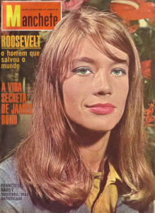 Brazilian magazine cover, September 1964