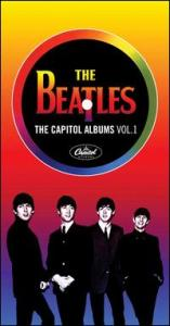The mixes used on early Capitol Beatles LPs were eventually issued on CD.