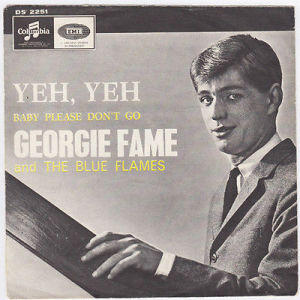"Dexter passed on Georgie Fame, leaving the path clear for Imperial to have a US hit with Fame's UK chart-topper ""Yeh Yeh."""