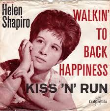 Helen Shapiro had several big hits in her native UK in the early 1960s, but none in the US.