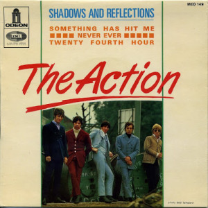 Besides the Beatles, he Action were the best rock act produced by George Martin in the '60s.