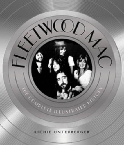 My book Fleetwood Mac: The Complete Illustrated History was published in September 2016.