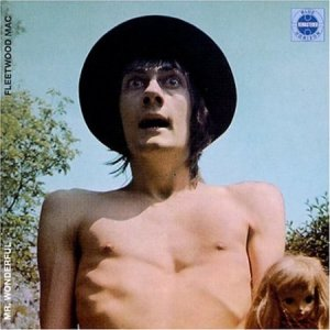 The unbeloved cover for Fleetwood Mac's second LP, Mr. Wonderful.
