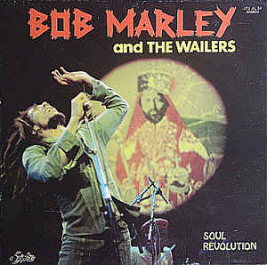 One of the LPs of material the Wailers did with producer Lee Perry.