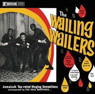 Another cover used on the Wailers' first LP.