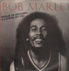 The sole single Bob Marley released on CBS flopped when it came out in 1972.