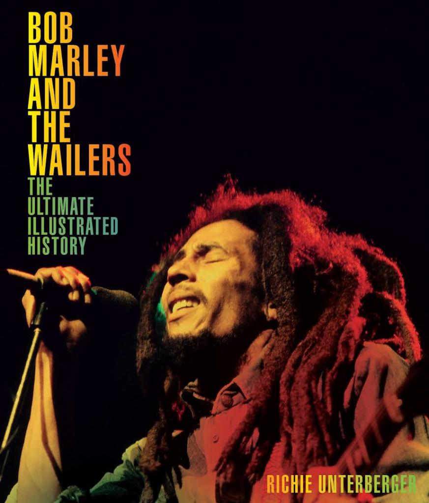 My book Bob Marley and the Wailers: The Ultimate Illustrated History was released earlier this month (September).