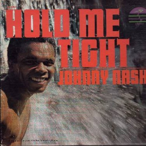 "Johnny Nash's ""Hold Me Tight"" album."