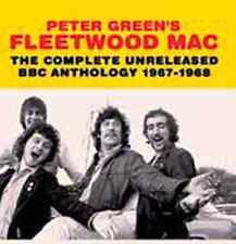 Another cover used for The Complete Unreleased BBC Anthology 1967-1968.