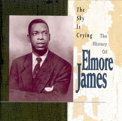 "One of the Elmore James compilations containing his version of ""Look on Yonder's Wall."""
