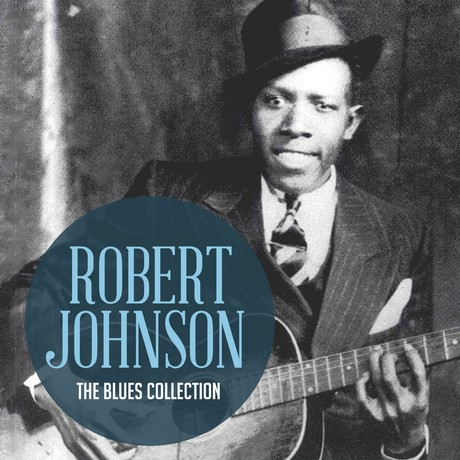 "One of numerous Robert Johnson compilations that contains ""Dead Shrimp Blues."""