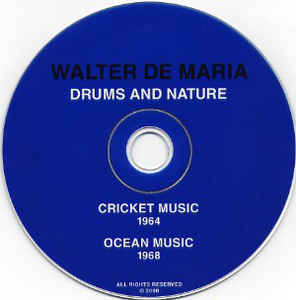 """Cricket Music"" and ""Ocean Music"" were finally officially issued on this 2000 CD."